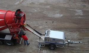 hoogbouw betonpompen