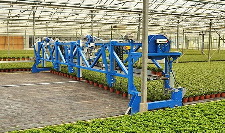 Tuinbouw robot