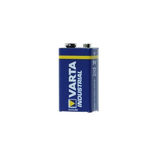 9-volt-batterij Varta