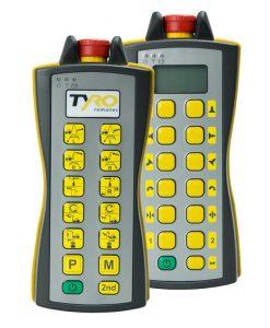 Industriële afstandsbediening Cetus
