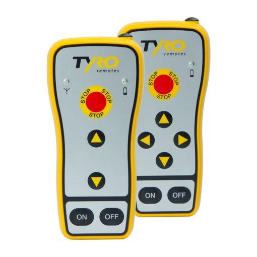 2 en 4 kanaals afstandsbesturing