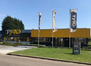 Bedrijvenpark Twente 299 in Almelo