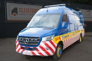 Arcxis servicewagen